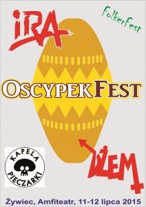 ulotka oscypekfest 2015 male